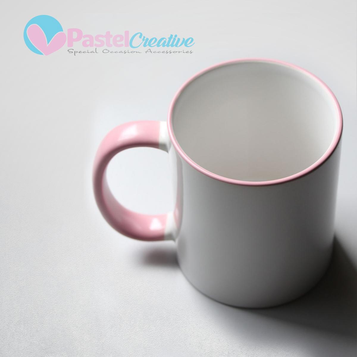 Mug: Outer Pink