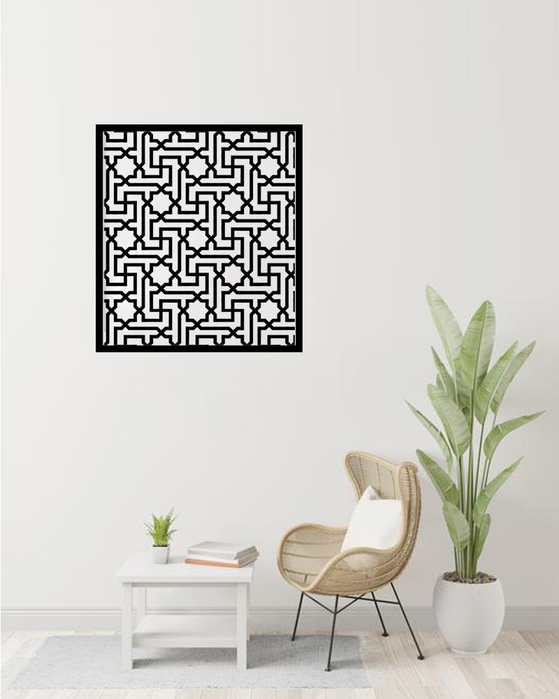 Royal pattern - Frame Decal