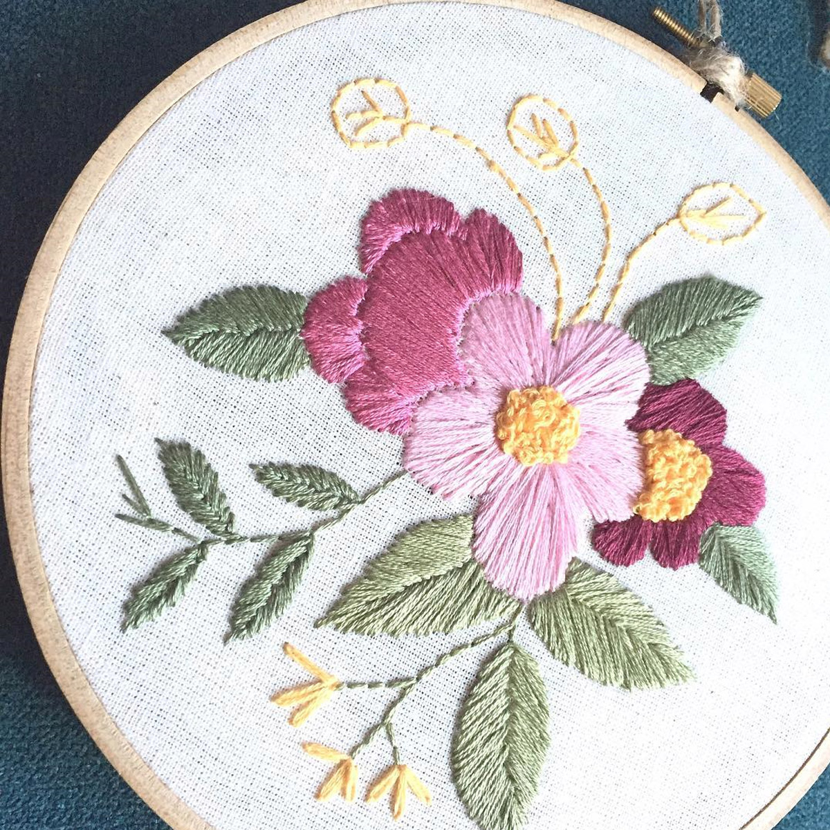 Hoop Art: Embroidery